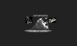 2015 SPOOKYS