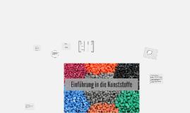 Copy of Einführung in die Kunststoffe