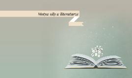 Copy of Sport w literaturze i kulturze