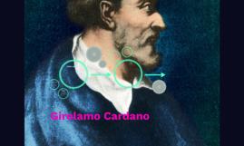 Girolama Cardano