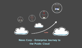 News Corp - Enterprise Journey to the Cloud