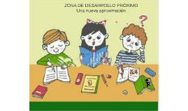 Copy of ZONA DE DESARROLLO PROXIMO Una nueva aproximacion