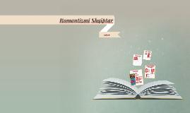 Romantizmi Shqiptar