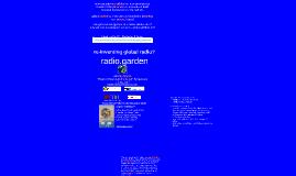 Radio.Garden: re-inventing global radio?