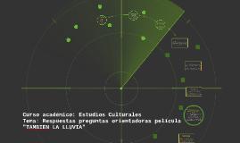 Copy of Curso académico: Estudios Culturales