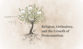 Religion, Orthodoxy, and the Growth of Protestantism