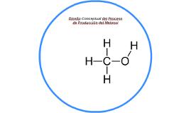 Diseño Conceptual del Proceso de Producción del Metanol