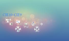 CIE10-CIE9