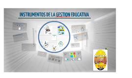Copy of Copy of Instrumentos de la Gestión Educativa