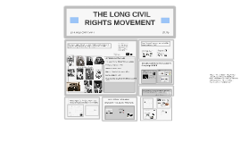 Copy of The Long Civil Rights Movement