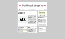 La AFP