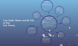 Case Study: Homer and the City of Troy