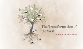 The Transformation of the West WHAP