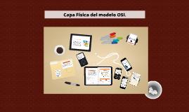Capa Física del modelo OSI