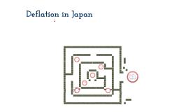 Deflation Japan