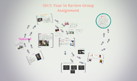 2013: Year in Review Group Assignment