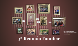 3ª Reunión Familiar