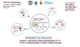 PROGETTO PILOTIS