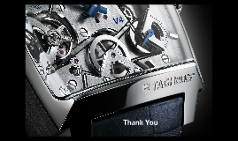 Copy of Marketing Final project - Tag Heuer