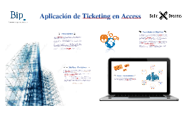 Aplicación de Ticketing en Access