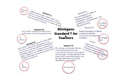 Michigans Standard 7 for Teachers