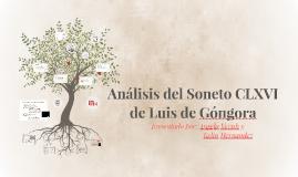 Copy of Análisis del Soneto de Luis de Góngora