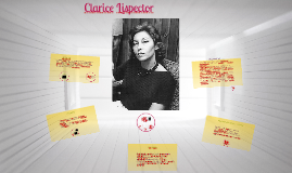 Copy of Clarice Lispector