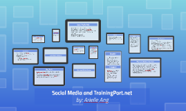 Social Media and TrainingPort.net