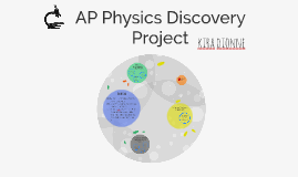 AP Physics Discovery Project