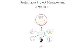 BE1103 Sustainable Project Management
