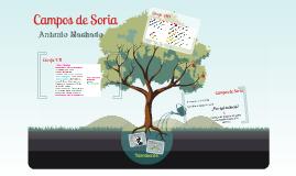 Campos de Soria - Antonio Machado
