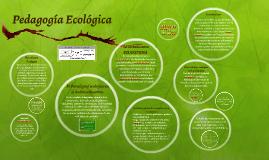 Pedagogía Ecológica