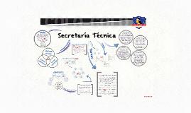 Copy of Copy of Secretaría Técnica