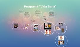 "Programa ""Vida Sana"""
