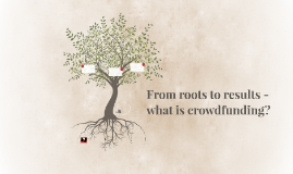 From roots to results - what is crowdfunding?