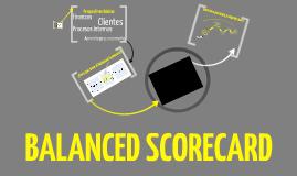 Administración de la producción 2 UTH Balanced Score Card Honduras Noe David Lopez