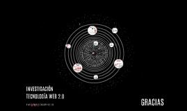 INVESTIGACIÓN TECNOLOGIA WEB 2.0