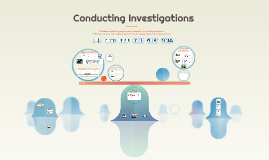 Conducting Investigations: Brown 16-17