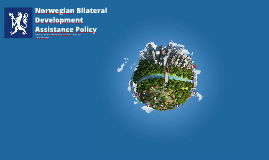 Norway Bilateral Development Assistance Policy