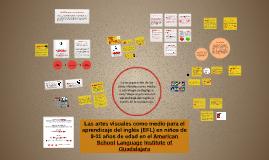 Las artes visuales como medio para el aprendizaje del inglés
