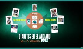 DIABETES EN EL ANCIANO