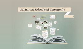Copy of EDAC408: School and Community