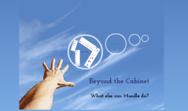 ULearn12 - Beyond the Cabinet