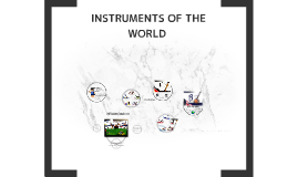 The instruments in the world