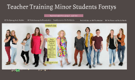 Copy of Training Minor Students Fontys
