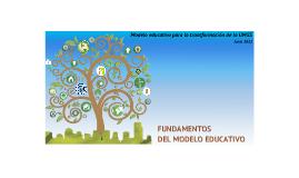 Enfoque psicopedagógico del Modelo Educativo UMSS 2012