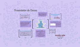 Trasmisión de Datos.