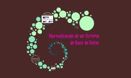 Copy of Normalización