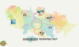 WANDERLUST PRIMAVERA 2017