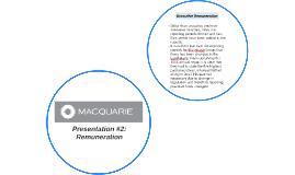 Presentation #2: